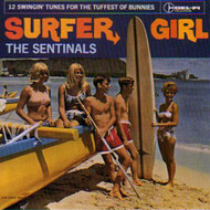 SENTINALS - SURFER GIRL (CD)