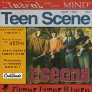 SEEDS - TRAVEL WITH YOUR MIND (CD)