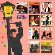 VINCE TAYLOR - THE REAL DEAL (CD)