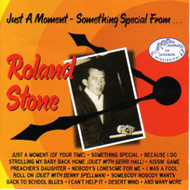 ROLAND STONE - JUST A MOMENT (CD)
