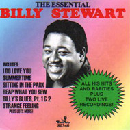 BILLY STEWART - ESSENTIAL (CD)