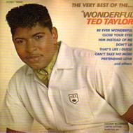TED TAYLOR - WONDERFUL (CD)