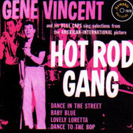 GENE VINCENT - SONGS FROM HOT ROD GANG & OTHER RARE TRACKS (CD)