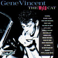GENE VINCENT - THE WILD CAT (CD)