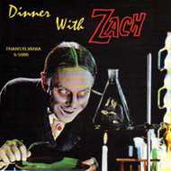 JOHN ZACHERLE - DINNER WITH ZACH (CD)