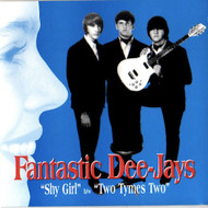 FANTASTIC DEE JAYS - SHY GIRL/TWO TYMES TWO