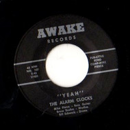 ALARM CLOCKS - YEAH!/NO REASON TO COMPLAIN