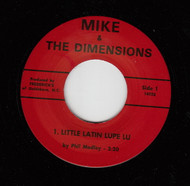 MIKE AND THE DIMENSIONS - LITTLE LATIN LUPE LU