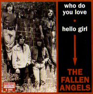 FALLEN ANGELS - WHO DO YOU LOVE/HELLO GIRL