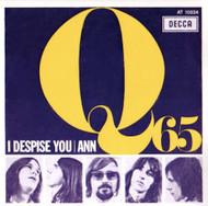Q65 - I DESPISE YOU