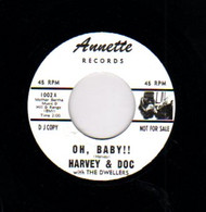 HARVEY AND DOC - OH BABY