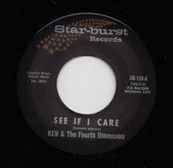 KEN AND THE FOURTH DIMENSION - SEE IF I CARE