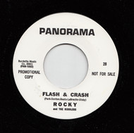 ROCKY AND THE RIDDLERS - FLASH AND CRASH