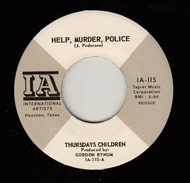 THURSDAYS CHILDREN - HELP MURDER POLICE