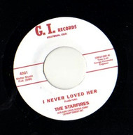 STARFIRES - I NEVER LOVED HER/LINDA