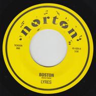 020 LYRES - BOSTON / SHAKE IT SOME MORE (020)