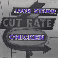 027 JACK STARR - CHICKEN / UFO (027)