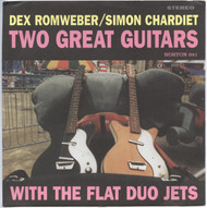 041 DEX ROMWEBER & SIMON CHARDIET - TWO GREAT GUITARS (041)