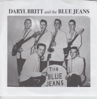 113 DARYL BRITT & THE BLUE JEANS - LOVER LOVER / COOL MARTINI (113)