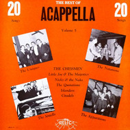 BEST OF ACAPPELLA VOL. 5