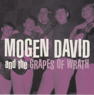 116 MOGEN DAVID AND THE GRAPES OF WRATH - LITTLE GIRL GONE / DON'T NEED YA NO MORE (116)