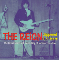 091 THE REIGN - ZIPPERED UP HEART b/w UNKNOWN BAND - I'VE HAD ENOUGH (091)