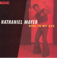 126 NATHANIEL MAYER - RIDE IN MY 225 / MISTER SANTA CLAUS (126)