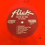 FALCONS - YOU'RE SO FINE (Red)