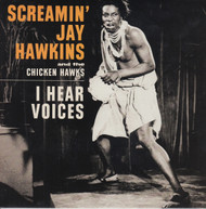 127 SCREAMIN' JAY HAWKINS - I HEAR VOICES / CLOVERTONES feat. ESQUERITA - DIDN'T IT RAIN (127)