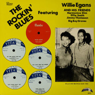 WILLIE EGAN - ROCKIN' BLUES