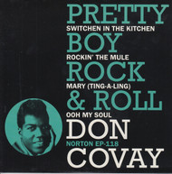 118 DON COVAY - PRETTY BOY ROCK & ROLL (118)
