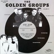 GOLDEN GROUPS VOL. 10 - BEST OF TIP TOP