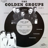 GOLDEN GROUPS VOL. 10 - BEST OF TIP TOP