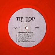 GOLDEN GROUPS VOL. 10 - BEST OF TIP TOP (Red vinyl)