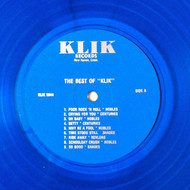 GOLDEN GROUPS VOL. 22 - BEST OF KLIK (Blue)