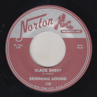 128 REIGNING SOUND - BLACK SHEEP / TENNESSEE (128)
