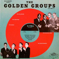 GOLDEN GROUPS VOL. 13 - BEST OF X-TRA
