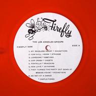 GOLDEN GROUPS VOL 33 - BEST OF THE L.A.  GROUPS (LP Blue vinyl)