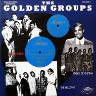 GOLDEN GROUPS VOL. 50 - BEST OF APOLLO VOL. 3 (LP)