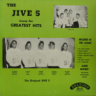 JIVE FIVE - GREATEST HITS