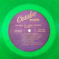 GOLDEN GROUPS VOL. 43 - BEST OF COMBO VOL. 1 (LP Green vinyl)