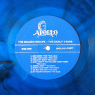 GOLDEN GROUPS VOL. 47 - BEST OF APOLLO (LP Blue vinyl)
