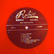 VOCALEERS - IS IT A DREAM? (RED VINYL)