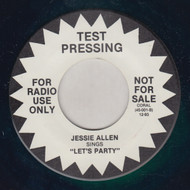 JESSIE ALLEN - LET'S PARTY
