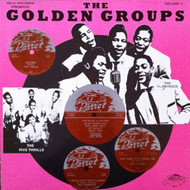 GOLDEN GROUPS VOL. 52 - BEST OF PARROT VOL. 1 (LP)