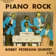 BOBBY PETERSON - PIANO ROCK