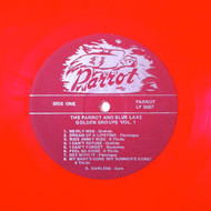 GOLDEN GROUPS VOL. 52 - BEST OF PARROT VOL. 2 (LP Red vinyl)