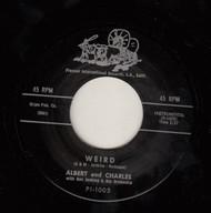 ALBERT AND CHARLES - WEIRD