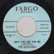 AQUATONES - SHE'S THE ONE FOR ME