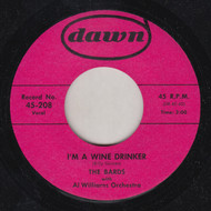 BARDS - I'M A WINE DRINKER